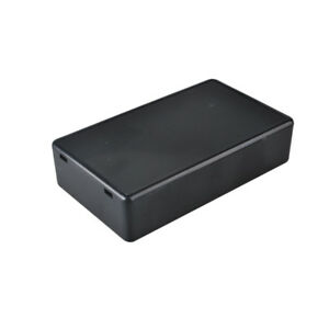 Black Plastic Project Box Enclosure Instrument Case Electronic 85*50*21mm SP