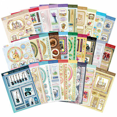 Hunkydory MICE101 Mice to meet You Luxury Topper Collection