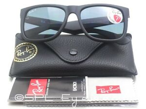 ray ban justin blue polarized
