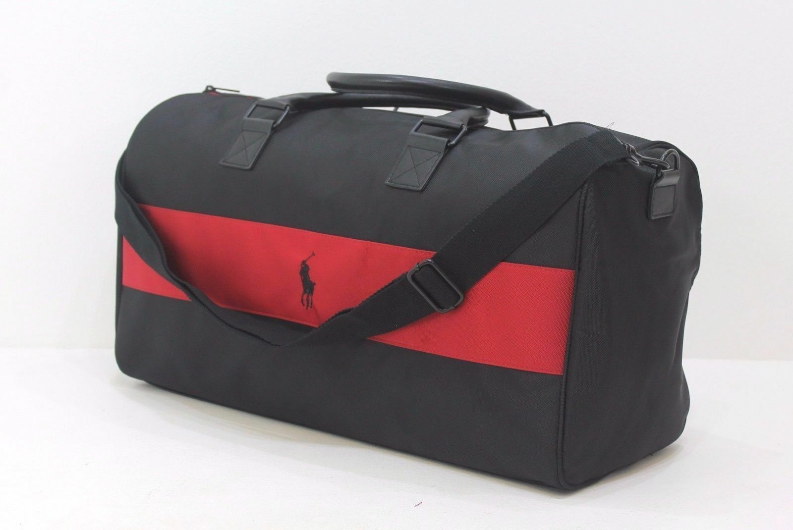 100 Genuine Ralph Lauren Polo Weekend Travel Gym Luggage Holdall Bag ... fbccd5837d