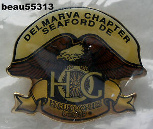 Harley Davidson ~ Harley Owners Group *HOG* Yearly Membership Pin for 2006
