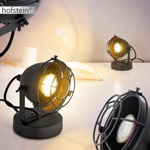 Vintage Lese Nacht Schreib Tisch Lampen Schlaf Wohn Zimmer Beleuchtung schwarz