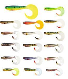 Fox Rage Pro Grub / UV & Super Natural 8cm 12cm 16cm 23cm Fishing Lures