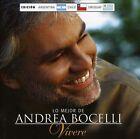 The Best of Andrea Bocelli: Vivere [South America] by Andrea Bocelli (CD, Nov-2009, Universal)