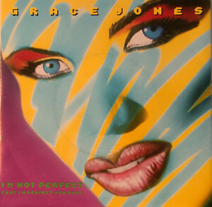 Grace-Jones-in-Not-Perfect-amp-Scary-But-Fun-7-034-Single-F1140