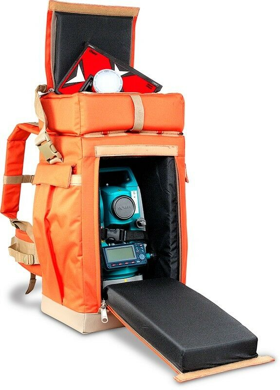 Seco Top-Loading Total Station Field Case