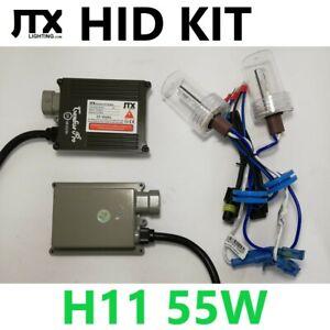 H11 JTX HID Kit 55W 12V 24V XENON High Beam Suit HSV Senator Maloo Clubsport