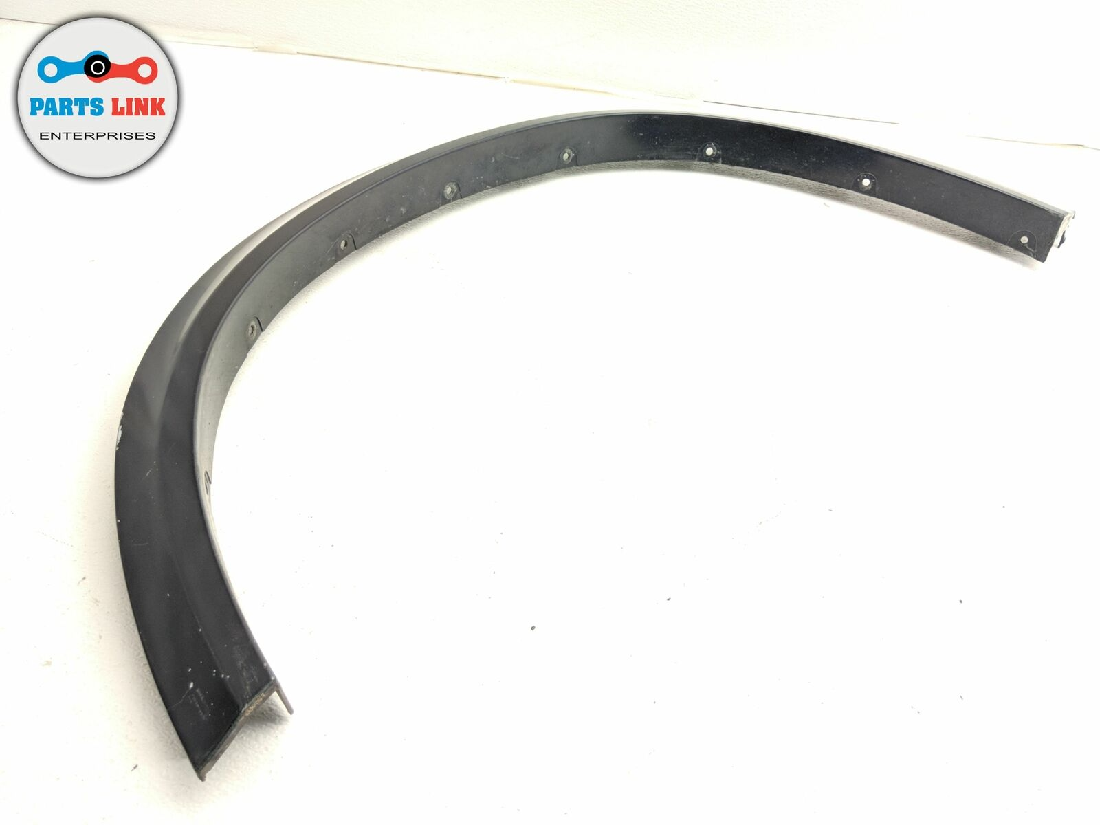 2007-2013 BMW X5 50I E70 FRONT LEFT DRIVER WHEEL FLARE ARCH MOLDING M PACK OEM