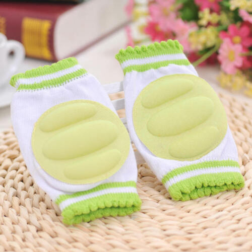Kids Safety Crawling Knee Elbow Pad Leg Protector Anti-Slip For Toddler Baby