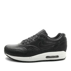 Nike Air Max 1 Leather PA BlackBlack Sea Glass | Footshop