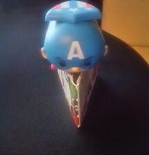 Marvel Tsum Tsum Vinyl Figure LARGE Captain America Classic Super Lucky!
