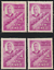 NORTH-BORNEO-1950-KG-VI-4c-BRIGHT-PURPLE-MH-X4-CAT-RM-16 thumbnail 1