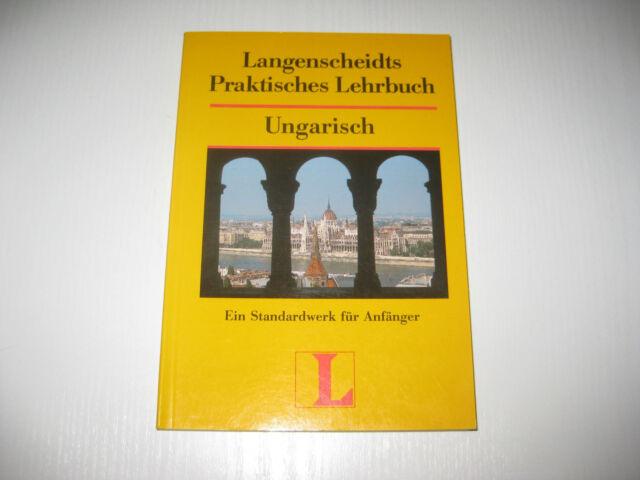 Ungarisch von Haik Wenzel , 3. Aufl.