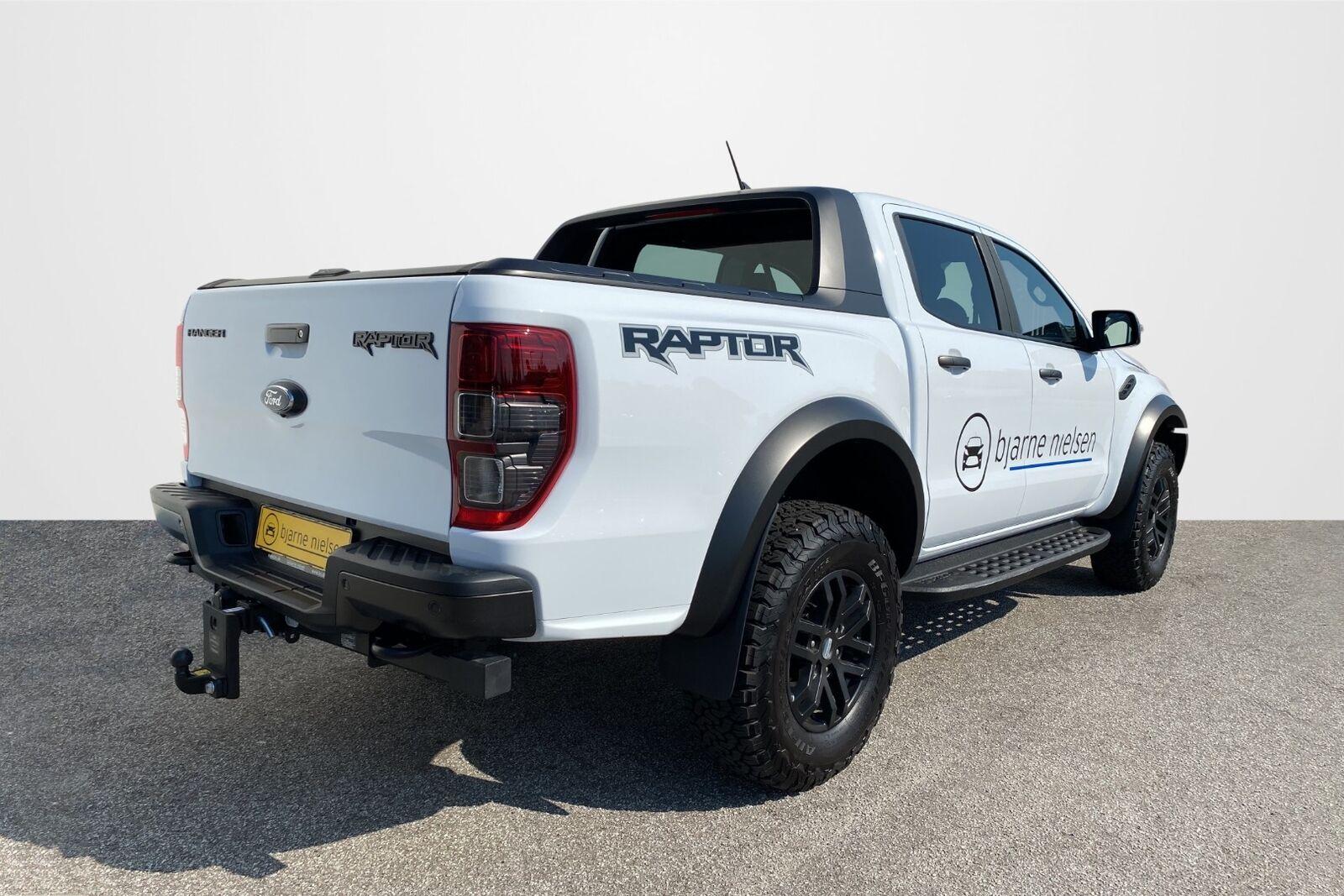 Ford Ranger 2,0 EcoBlue Raptor Db.Kab aut. - billede 15