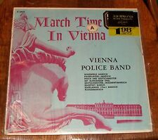 VTG LP LONDON RECORDS ALBUM VIENNA POLICE BAND IGNAR NEUSSER CONDUCTOR