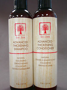 Sai Zen Japanese Hair Regrowth Shampoo Amp Conditioner Set