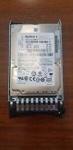 "IBM 146GB 10K 2.5/"" SAS Hard Drive Hot Swap 42D0632//42D0633//42D0636"