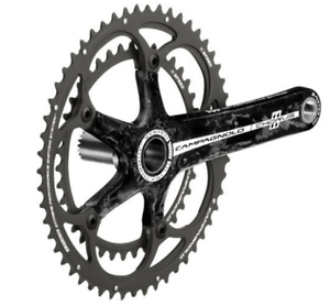 CAMPAGNOLO CHORUS CARBON FC11 CHO92C ULTRA TORQUE CHAINSET 170mm 52x39T