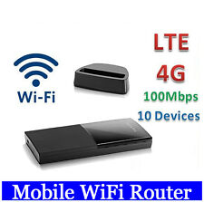 UNLOCKED ALCATEL Y800 4G LTE FDD Mobile WiFi Broadband Wireless Router Hotspot