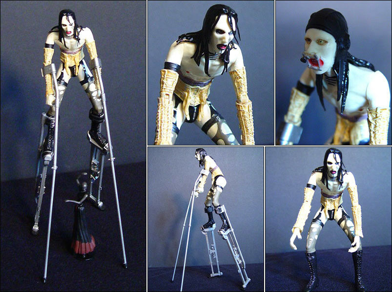 Marilyn Marilyn Marilyn Manson das Beautiful People PVC Figur 16cm eee0c4
