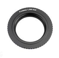 Leica Ltm M39 39mm Lens To Samsung Nx300 Nx2000 Nx-200 Nx-210 Nx100 Adapter