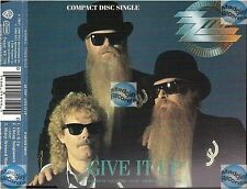 ZZ TOP GIVE IT UP CD MAXI