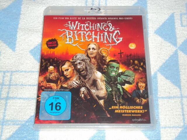 Witching & Bitching - Uncut [Blu-ray] NEU  Carmen Maura