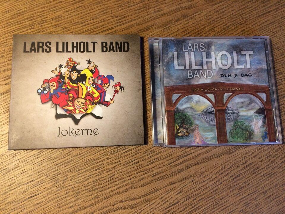 Lars Lilholt Band: Jokerne + Den 7. Dag, pop