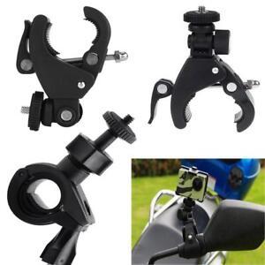Bike-Motorbike-Handlebar-Clamp-Bracket-Holder-Mount-for-Action-Camera-Gopro-DV-B