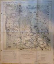 Kartenaufnahme der Rheinlande durch Tranchot und v. Müffling 1803-1820 v. 1973