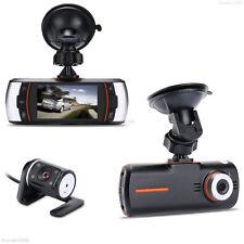 "2.7"" 5.0MP 1080P HD Vehicles Dual Lens Dash Camera DVR Cam Recorder Night Vision"
