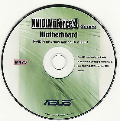 ASUS A8N-SLi DELUXE Motherboard Drivers Installation Disk M475   eBay