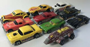 Vintage-Hot-Wheels-Hong-Kong-1975-1980-Cars-Lote-De-10