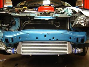 Details about GenuineHDi Hybrid X01-R intercooler kit for Ford FALCON BA  XR6 HIGH PERFORMANCE