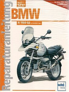reparaturanleitung handbuch bmw r 1150 gs r1150 gs. Black Bedroom Furniture Sets. Home Design Ideas