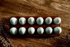 18 Olive Egger Hatching Eggs Black Copper Maranfavacauna