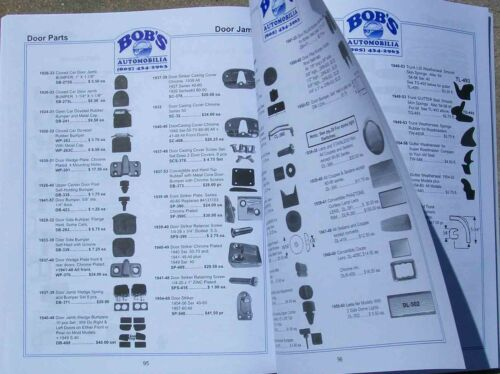 NEW KLAXON 12C HORN DATA PLATE TAG 1927 thru 1930 /& Our Parts List