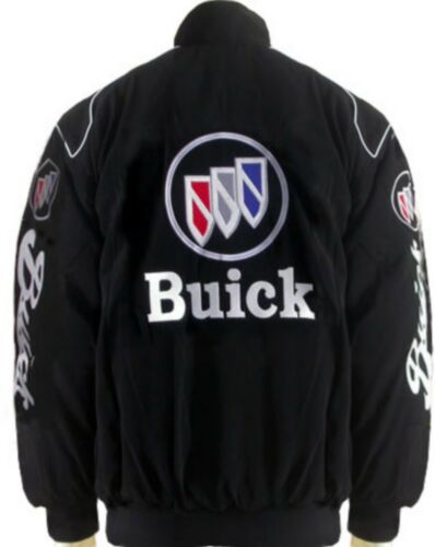 All Buick Logo jaquette buick En jacket Racing Brodery blouson Team nSSrgqwx