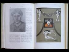 ART ET DECORATION 1909 KOGOS VESINET LALIQUE BELLERY TCHEQUE BRANGWYN GALLEN