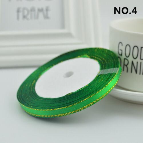 Gift Party Wedding Satin Ribbon Embellishment Decor 25 Yards Sewing DIY