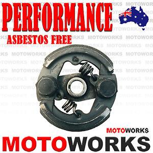 49CC-2-SHOE-HIGH-PERFORMANCE-CLUTCH-2-STROKE-ENGINE-MOTOR-ATV-QUAD-Dirt-Pocket