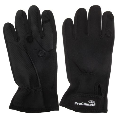 GL641 Pro Climate Neoprene Touch Fastening Active Gloves