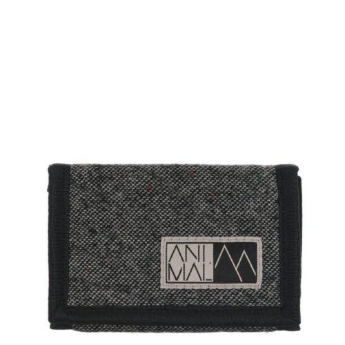 Animal Mens Fielding Grey boite Wallet * NEW
