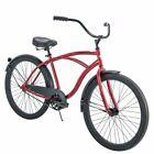 "Huffy Cranbrook 26"" Men's Cruiser Bike - Red"