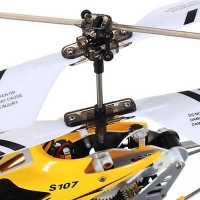SYMA S107G Phantom 3.5CH Mini Metal Remote Control RC Helicopter Yellow Genuine