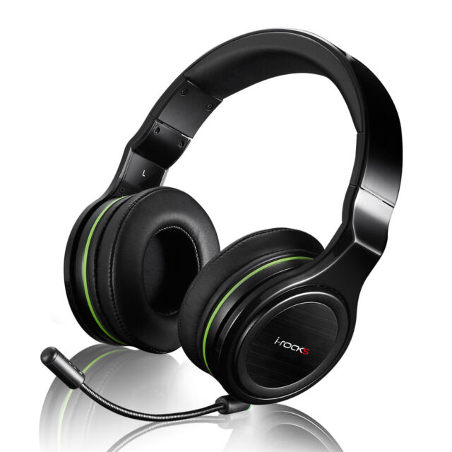 i-Rocks Rock Series A05 PC Gaming Headset - Noise Cancelling - Audio Immersion.