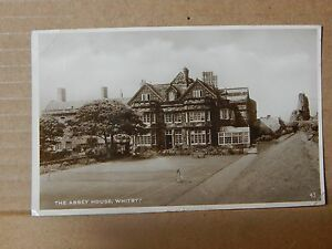 Postcard The Abbey house Whitby Yorkshire Real Photo posted 1947XC3 - Rossendale, United Kingdom - Postcard The Abbey house Whitby Yorkshire Real Photo posted 1947XC3 - Rossendale, United Kingdom