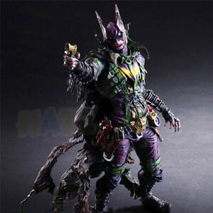Play-Arts-Kai-Batman-Rogues-Gallery-The-Joker-Action-Figur-Model-Toys-in-box