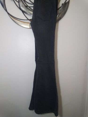Women's Free People bell bottom jeans stretch size