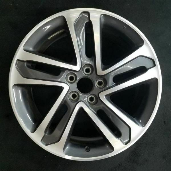 Acura MDX Machined 20 Inch OEM Wheel 2017 To 2019